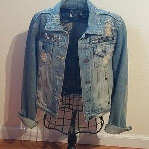 Dollhouse jean jacket xs
